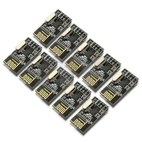 NRF24L01+ Arduino Wireless RF Transceiver
