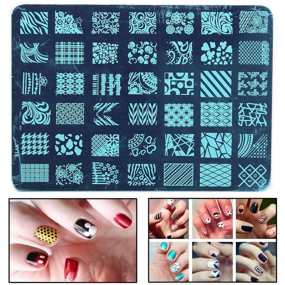 nail stamp